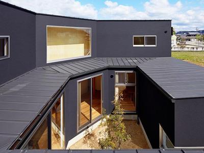 金属屋根イメージ